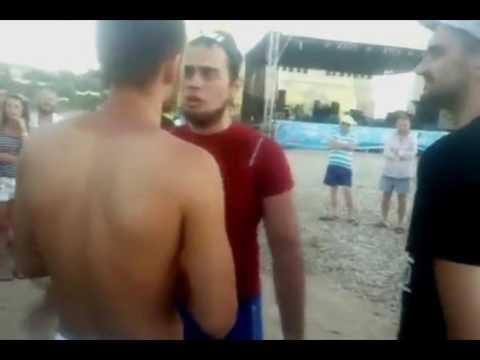 SLOVO 2 x 2 - Нич, WahaBeat vs Хайд и Хасан (Крымфест 2016)