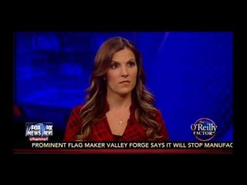 Bill O'Reilly Interviews Taya Kyle (