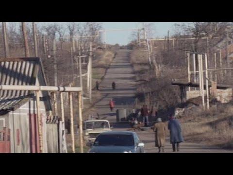 Ουκρανία: Ένα χωριό στην πρώτη γραμμή του πυρός
