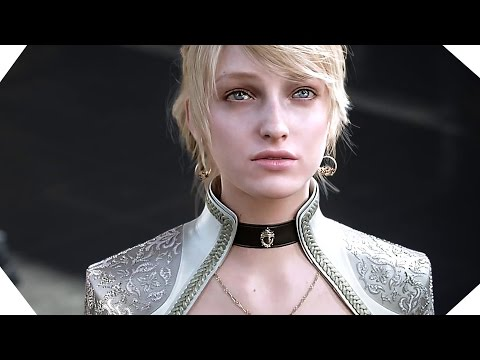 KINGSGLAIVE FINAL FANTASY XV Movie TRAILER (Movie HD)