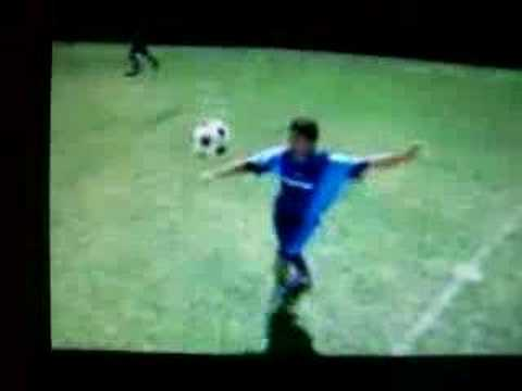 Pepsi soccer video