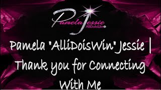 "Pamela ""AlliDoisWin"" Jessie YouTube video"