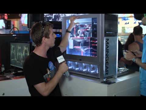 Intel 4th Gen Core i7 Processor System Showcase – PAX Prime 2014