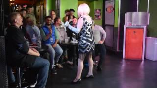 Miss Northeast Comedy Queen 2017 Jade DeVere Anaconda
