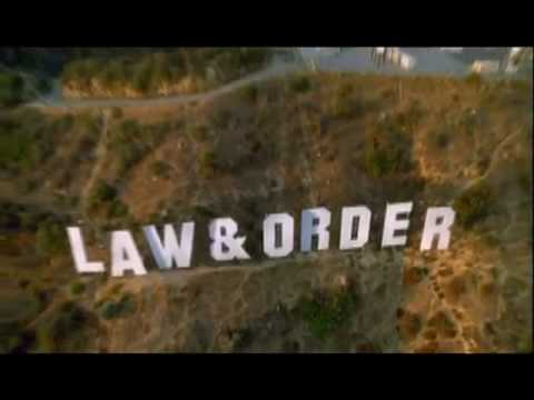 Law & Order: Los Angeles Promo