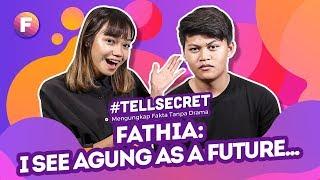 Video Sosok Agung Hapsah Di Mata Fathia Izzati #TellSecret MP3, 3GP, MP4, WEBM, AVI, FLV Februari 2019