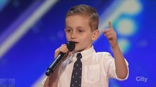 Nonton America S Got Talent 2016 Nathan Bockstahler 6 Year Old Stand Up Comedian Full Audition Clip S11e01 Film Subtitle Indonesia Streaming Movie Download