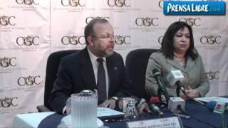 CICIG Y Contraloría General de Cuentas firman convenio de cooperación
