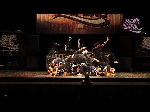 Battle of the Year Clip 'What Kind of Pressure'