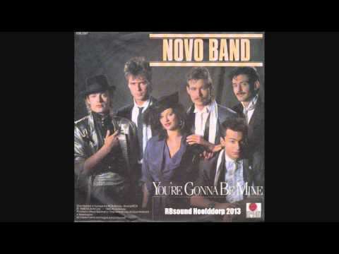Novo Band - You're Gonna Be Mine (1986) HQsound