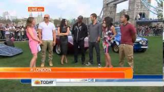 Nonton TODAY Vin Diesel Fast & Furious 6 cast Film Subtitle Indonesia Streaming Movie Download