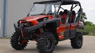 8. 2015 Teryx4 LE Candy Burnt Orange with Lift, 28