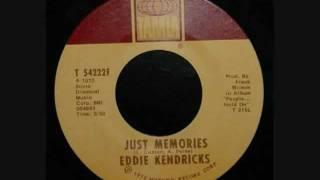Eddie Kendricks - Just Memories