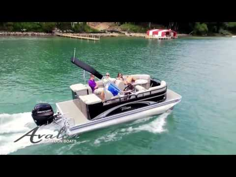 Avalon GS Fish - Quad Fish - 19 ft.video