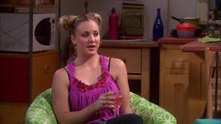 HD The Big Bang Theory - Girls play truth or dare