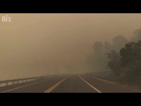 Live from the Camp Fire in Butte County, California
