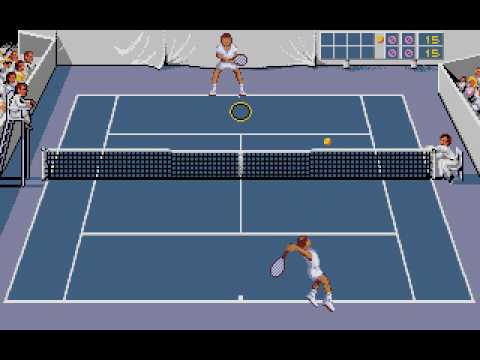 Great Courts 2 Atari