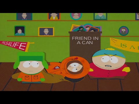 A Tribute To Monty Python From South Park