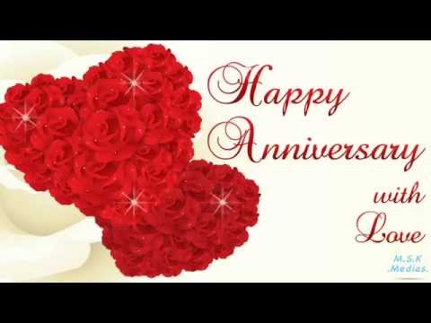 Video Happy Anniversary My Love | E Greeting Card download in MP3, 3GP, MP4, WEBM, AVI, FLV January 2017