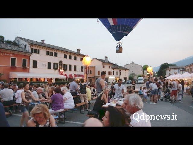 Follina - La cena romantica del Borghi più belli d'Italia