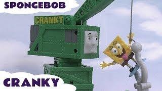 Spongebob & Cranky