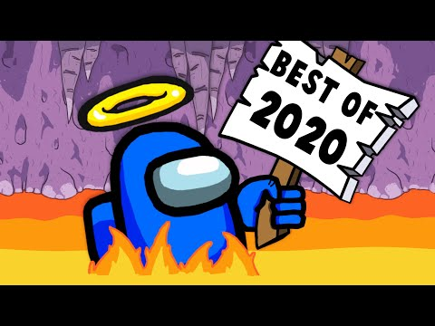 BLITZ'S BEST OF 2020! - Among Us, Henry Stickmin, Satisfactory, and MORE!
