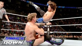 Nonton Aj Styles Vs  Chris Jericho  Smackdown  February 11  2016 Film Subtitle Indonesia Streaming Movie Download