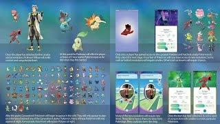 Pokémon GO Dicas Segunda Geração, Novos Áudios & Rastreadores by Pokémon GO Gameplay