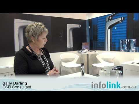 designEX 2012 -- Infolink.com.au interviews Billi