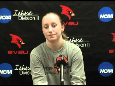 Kristen Greene - Ohio Dominican Postgame Press Conference