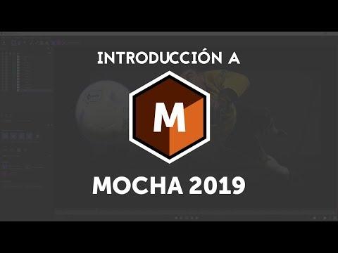 Introducción a Mocha Pro 2019 (Tutorial)