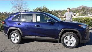 Video Here's Why The 2019 Toyota RAV4 Is the Best Compact SUV MP3, 3GP, MP4, WEBM, AVI, FLV Juni 2019
