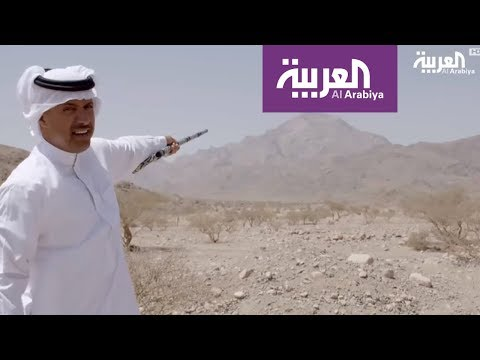 العرب اليوم - شاهد: الجبل الذي قال عنه الرسول إنه من جبال الجنة!