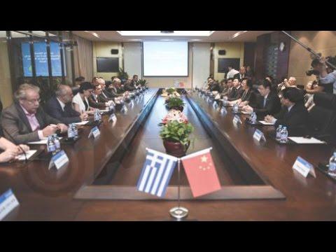 Συναντήσεις του Αλ. Τσίπρα με Κινέζους επιχειρηματίες στη Σαγκάη