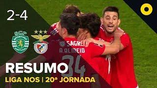 Video Sporting 2-4 Benfica - Resumo | SPORT TV MP3, 3GP, MP4, WEBM, AVI, FLV Agustus 2019