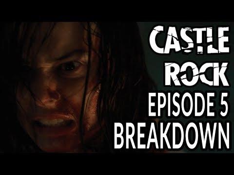 "CASTLE ROCK Season 2 Episode 5 Breakdown & Annie Wilkes Origin Story Explained! ""The Laughing Place"""