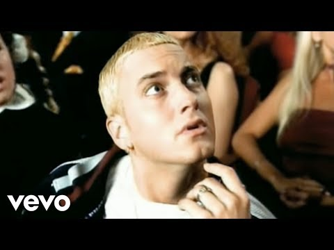 THE REAL SLIM SHADY [2000]