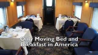 Spooner (WI) United States  city pictures gallery : Only Moving Bed and Breakfast in America
