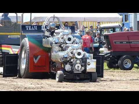 Tractor Farm Pulling Holzheim Highlights 2017