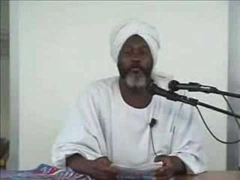 الشيخ حامد آدم : من علامات الساحر جزء 2