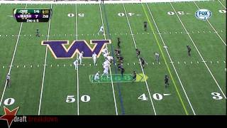 Hroniss Grasu vs Washington (2013)