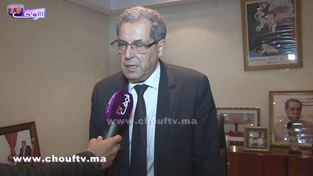 العنصر لشوف تيفي : مستعدون للدخول للحكومة شريطة تواجد حلفائنا | بــووز
