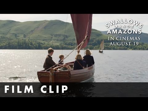 Swallows and Amazons Swallows and Amazons (Clip 'Swallows Chase Amazons')
