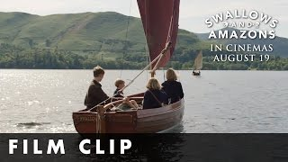 Swallows   Amazons   Swallows Chase Amazons   Out Now On Dvd  Blu Ray And Digital
