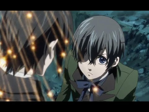 {AMV} Sebastian X Ciel {黒執事} - Monochrome Kiss