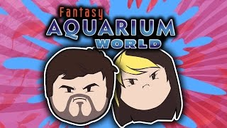 Fantasy Aquarium World - Grumpcade
