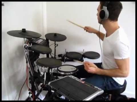 Daniel Angelini - Roland V-Drum Contest Entry - August 2011