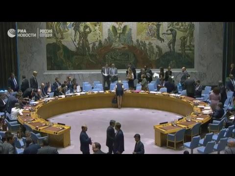 Заседание Совбеза ООН по \делу Скрипалей\ - DomaVideo.Ru
