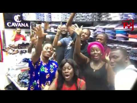 ADOM TROTRO LIVE FROM DUBAI UAE WITH GHANAIANS , NIGERIANS, AND OTHER NATIONALS. JULY 2017