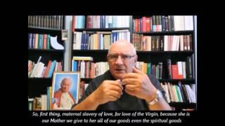 Totus tuus ego sum- P. Carlos Buela, IVE
